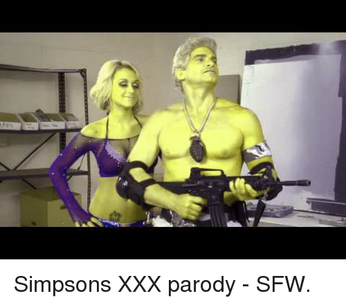 The Simpsons Xxx Parody