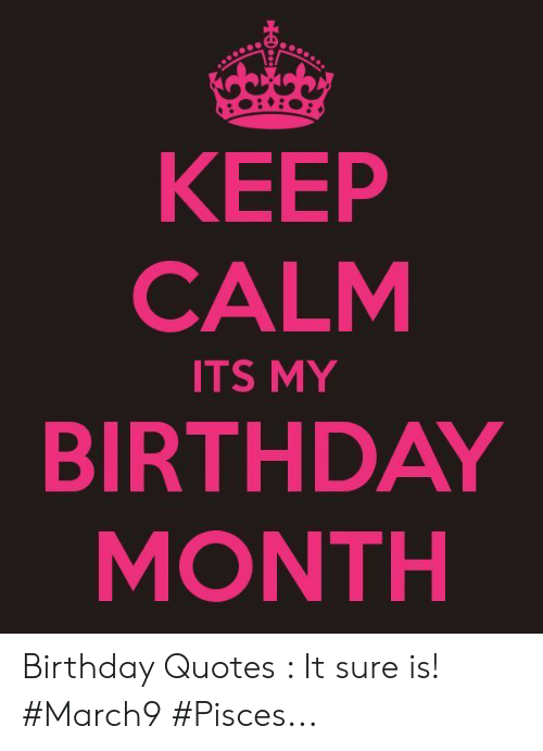 Remarkable Keep Calm Its My Birthday Month Birthday Quotes It Sure Is Funny Birthday Cards Online Inifodamsfinfo