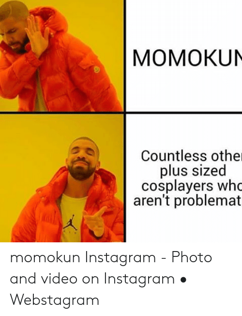 МОМОКUN Countless Other Plus Sized Cosplayers Who Aren't