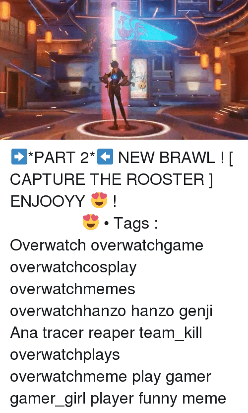 Part 2 New Brawl Capture The Rooster Enjooyy استمتعوا