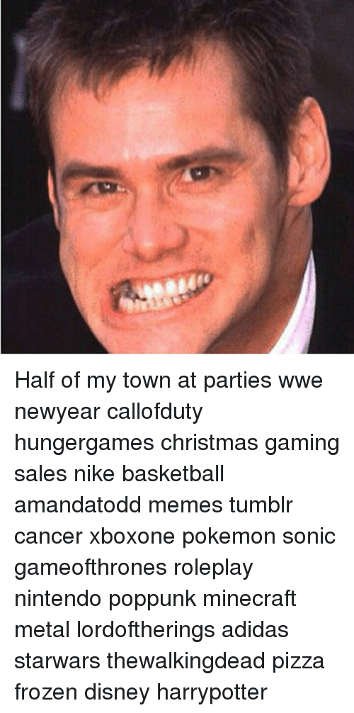 Adidas, Basketball, and Christmas: 乡 Half of my town at parties wwe newyear