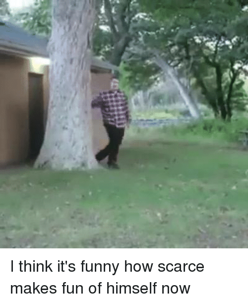 %EA%B0%9C i think its funny how scarce makes fun of 4141903 ✅ 25 best memes about hey whats up guys its scarce here hey