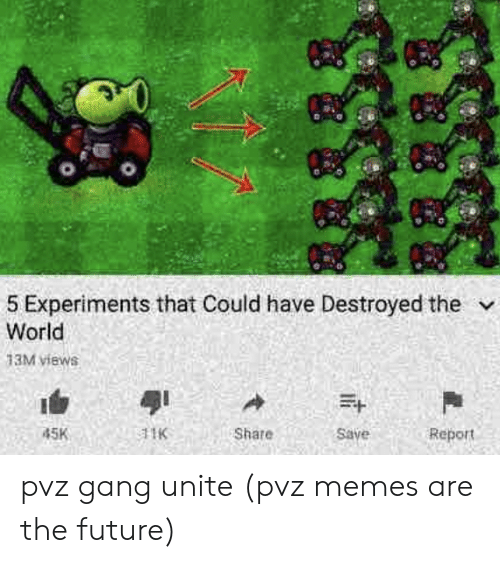 0 0 5 Experiments That Could Have Destroyed the v World 13M