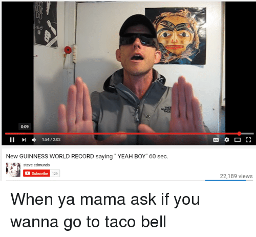 Go To Taco Bell