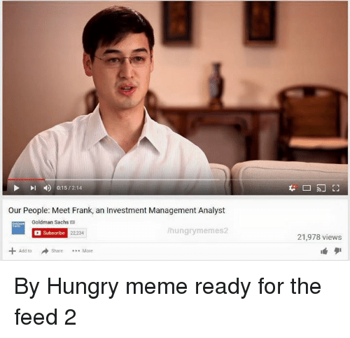 Hungry Meme