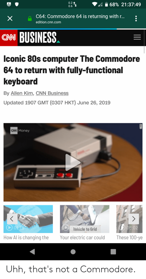 🔥 25+ Best Memes About Commodore 64   Commodore 64 Memes