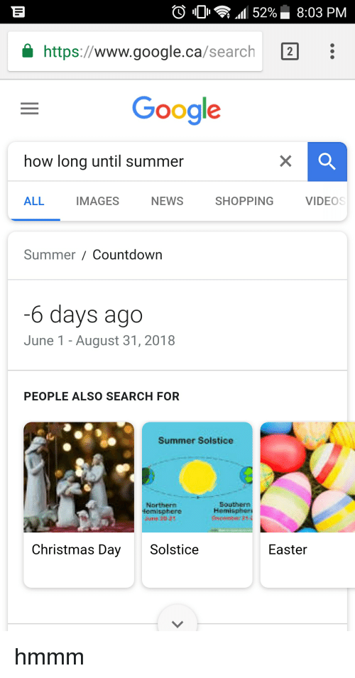 christmas countdown and easter 0 al 52 803 - Google How Many Days Until Christmas