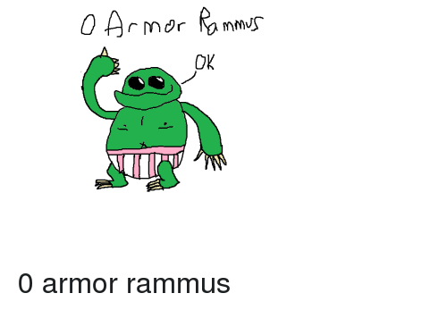 What Is Rammus