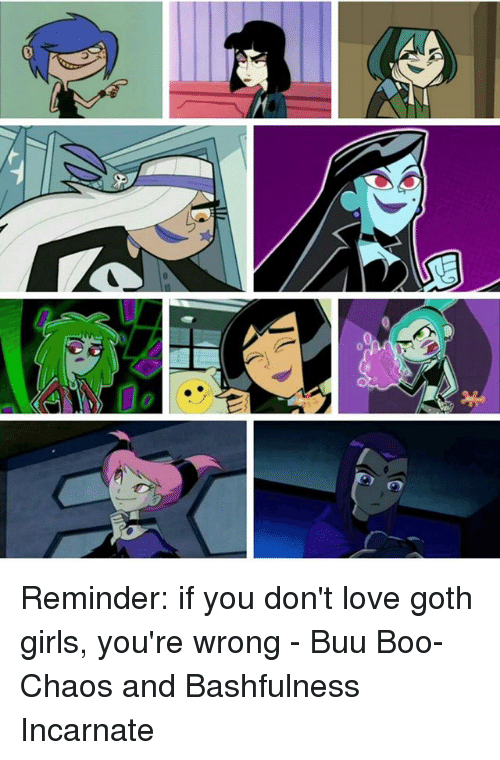 How to get a goth girl to like you