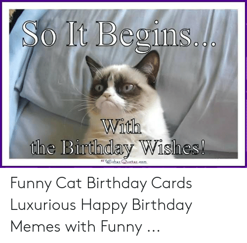 Birthday Funny And Memes 0 With The Wishes Quotes