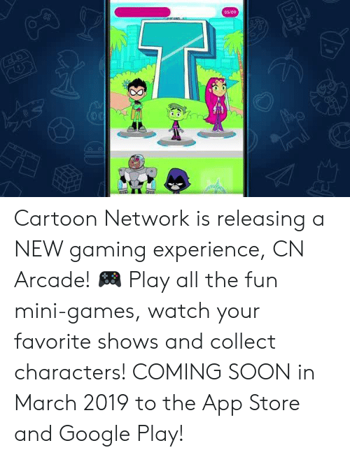 0509 Cartoon Network Is Releasing a NEW Gaming Experience CN
