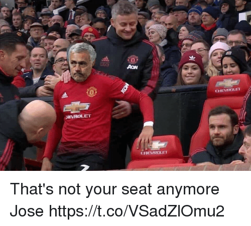 Memes, 🤖, and Seat: 069  CHEVRBLET  EVROLET  EHEVROLET That's not your seat anymore Jose https://t.co/VSadZlOmu2