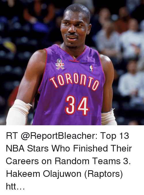 af42e2f527b1 0Ron 34 RT Top 13 NBA Stars Who Finished Their Careers on Random ...