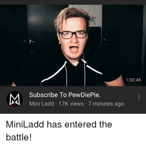 Mini Pewpie And Battle 1 00 46 Subscribe To