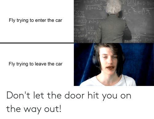 Dank Memes, Car, and Fly: 1-1-14  S439  deliciou  Fly trying to enter the car  AwE) ti=s  i(8)  ERS ARE  TZZ  NKABOJT IT  Lram)e  rEA)T  ??  sLo  Fly trying to leave the car Don't let the door hit you on the way out!