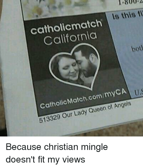 Christian mingle 800 number