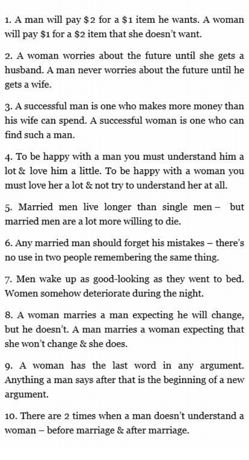 can a married man live with another woman