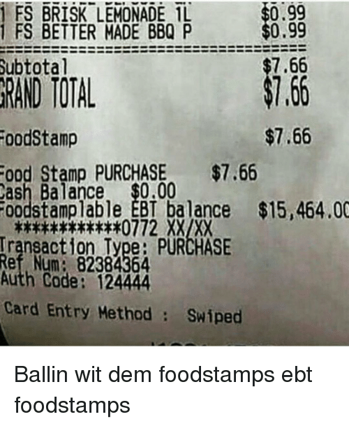 Mass Food Stamps App