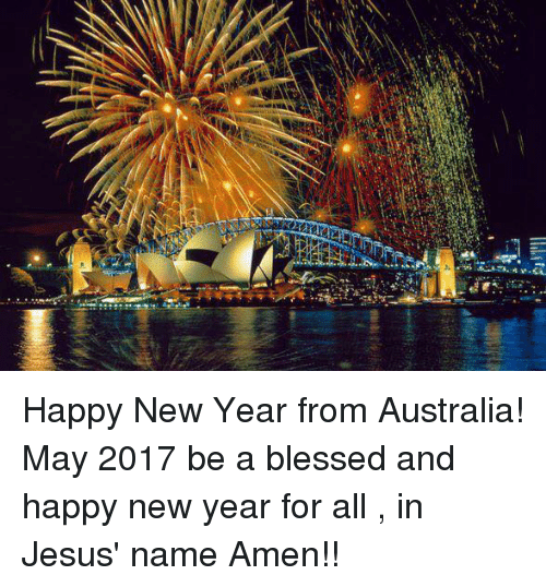 memes australia and 1 fully happy new year from