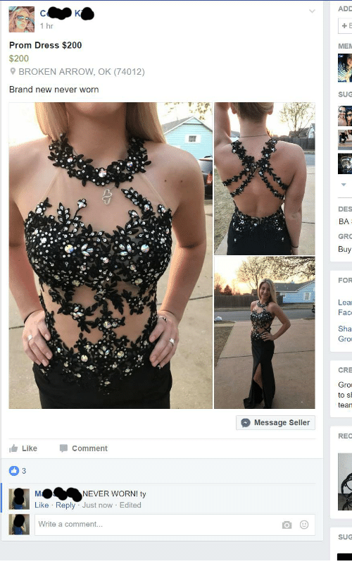 Arrow Prom Dress