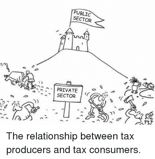 public private sector relationship