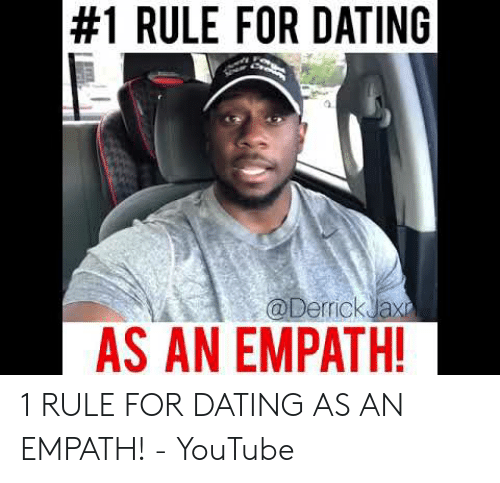 1 RULE FOR DATING AS AN EMPATH! 1 RULE FOR DATING AS AN EMPATH