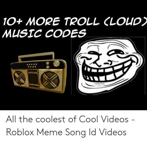 Meme Roblox Codes