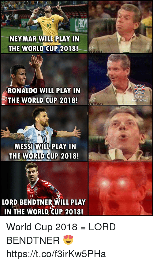 will ronaldo play in 2018 world cup