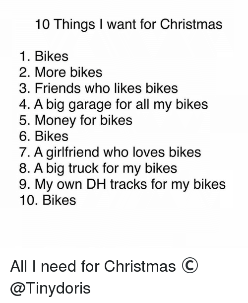 things i want for christmas