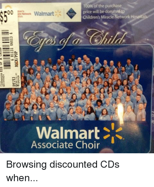 100 Of The Purchase 00 Walmart Price Will Be Donatedtp Network