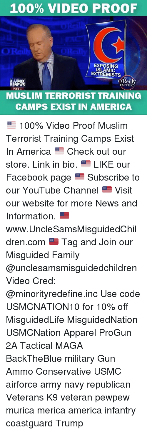 America, Anaconda, and Facebook: 100% VIDEO PROOF  EXPOSING  ISLAMIC  EXTREMISTS  EW  FACTOR  7:12CT  MUSLIM TERRORIST TRAINING  CAMPS EXIST IN AMERICA 🇺🇸 100% Video Proof Muslim Terrorist Training Camps Exist In America 🇺🇸 Check out our store. Link in bio. 🇺🇸 LIKE our Facebook page 🇺🇸 Subscribe to our YouTube Channel 🇺🇸 Visit our website for more News and Information. 🇺🇸 www.UncleSamsMisguidedChildren.com 🇺🇸 Tag and Join our Misguided Family @unclesamsmisguidedchildren Video Cred: @minorityredefine.inc Use code USMCNATION10 for 10% off MisguidedLife MisguidedNation USMCNation Apparel ProGun 2A Tactical MAGA BackTheBlue military Gun Ammo Conservative USMC airforce army navy republican Veterans K9 veteran pewpew murica merica america infantry coastguard Trump