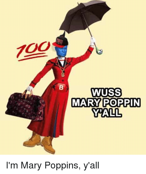 How to spell wuss