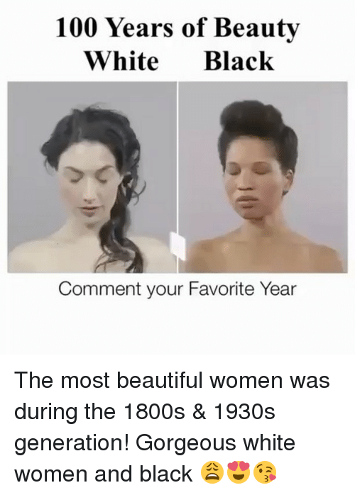 white women are the most beautiful