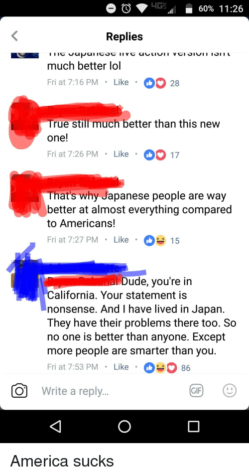 Asian people smarter than americans