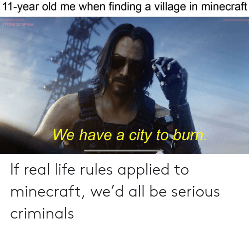 what if minecraft didnt have rules