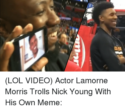 111 1 %E9%AC%A511 %E3%82%B3 osse lol video actor lamorne morris trolls 12167980 ✅ 25 best memes about create your own meme create your own memes