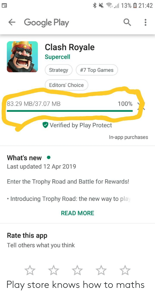 clash royale gogle play store