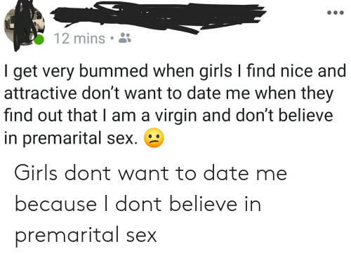 find a virgin to date