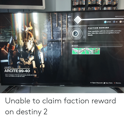 12 REPUTATION 87745 44 0 FACTION REWARD Your Reputation With