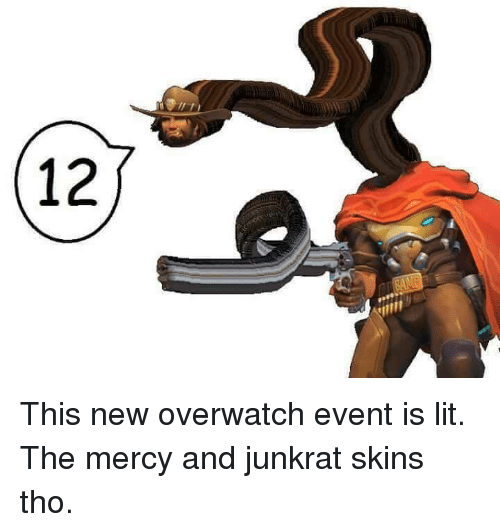 12 this new overwatch event is lit the mercy and 4771775 ✅ 25 best memes about good luck memes good luck memes,Dank Overwatch Memes