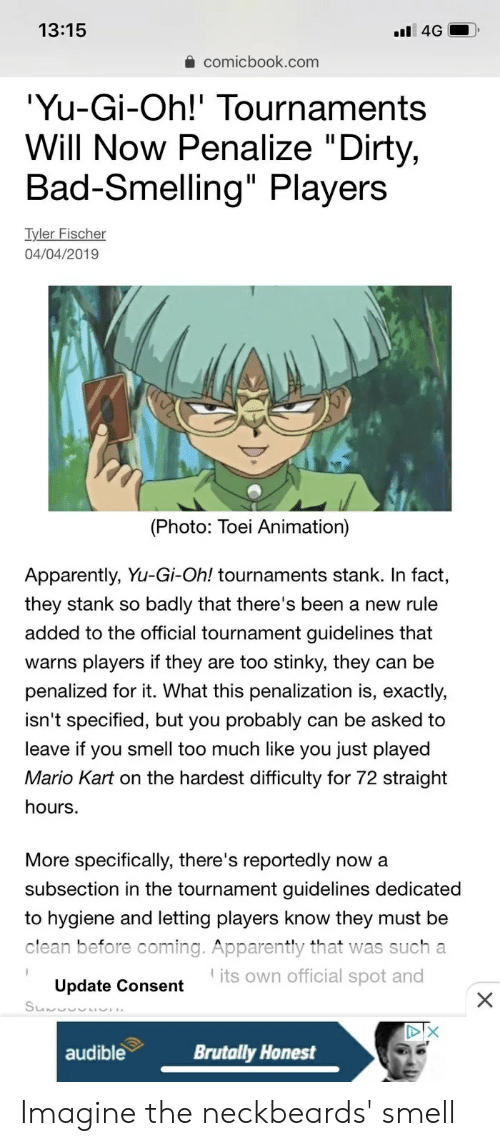 1315 Comicbookcom Yu Gi Oh Tournaments Will Now Penalize