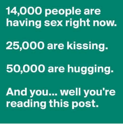 People kissing and having sex
