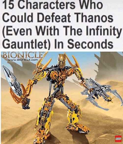 15 Characters Who Could Defeat Thanos Even With the Infinity