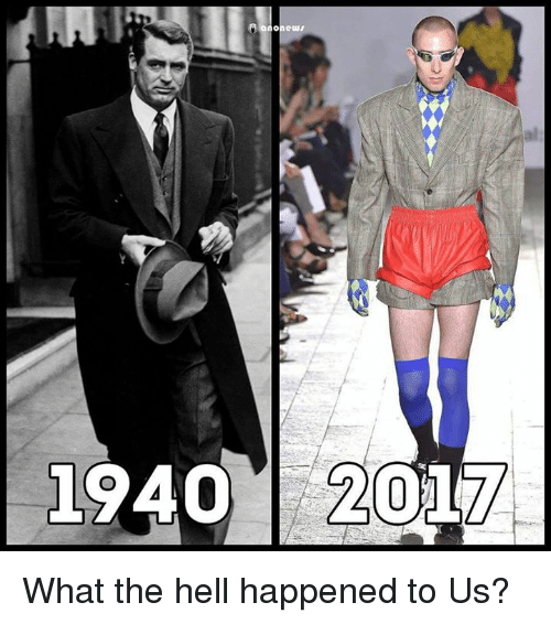 1940 2017 What the Hell Happened to Us?