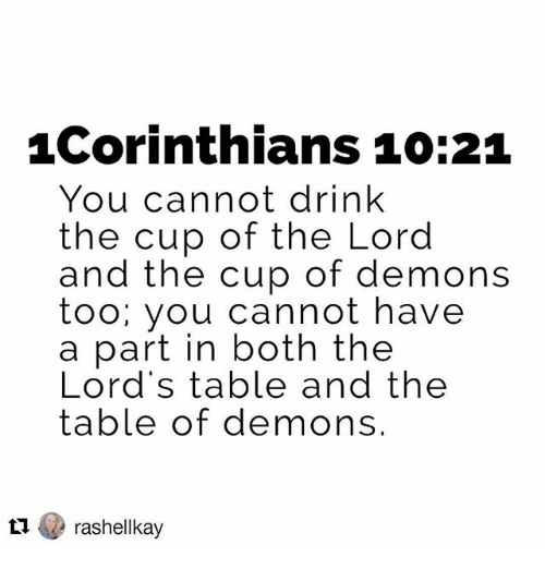 Cup of Demons