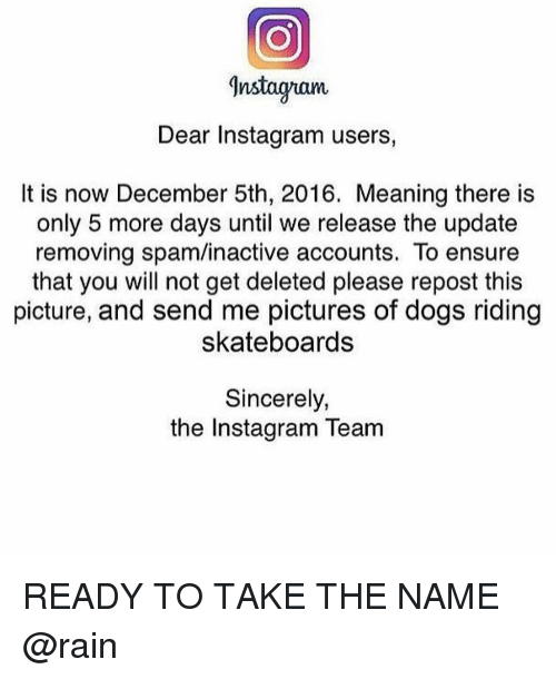 Memes Skateboarding And Ensure 1nstaguam Dear Instagram Users It Is Now December