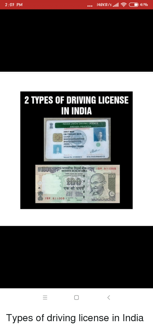 driving licence andhra pradesh apply online