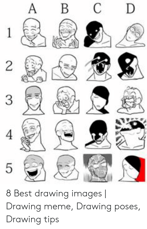 2 12345 8 Best Drawing Images | Drawing Meme Drawing Poses