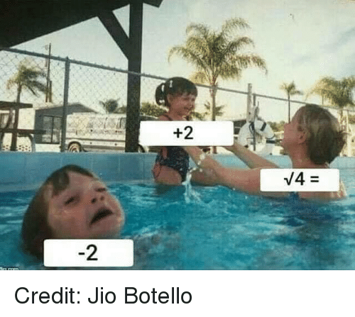Memes, 🤖, and 2 2: +2  -2 Credit: Jio Botello