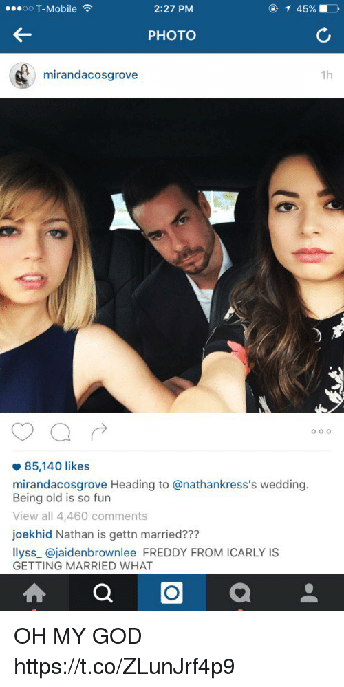 nathan kress wedding icarly. funny, god, and head: 2:27 pm 45% oo t- nathan kress wedding icarly a